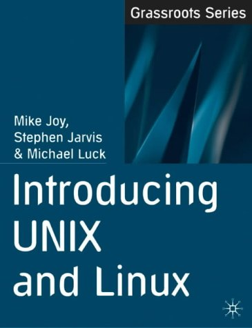 Cover of Introducing UNIX and Linux
